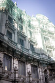 Building on reforms in Madrid — Foto Stock