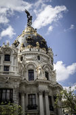 Metropolis in Madrid, Spain — Stock Photo