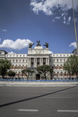 Agriculture ministry in Madrid — Foto Stock