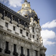 Bank in Madrid — Stock Photo #39719063
