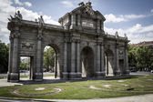 Puerta de Alcal — Stock Photo