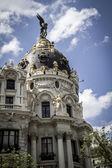 Metropolis, Madrid — Stock Photo