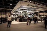 International Tourism Fair, Madrid, Spain. FITUR 2014. Fair Inst — Stock Photo