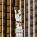 Monument Colon. — Stock Photo #40664737