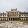 Palace of Aranjuez — Stockfoto #40980851