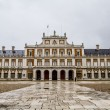 Palace of Aranjuez — Stock fotografie #40980851