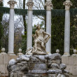 Foto de Stock  : Apollo fountain Aranjuez