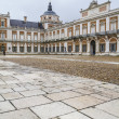 Main facade.Palace of Aranjuez — Stock Photo #41051903