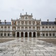 Main facade.Palace of Aranjuez — Stock Photo #41051921