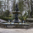 Fountains of Palace of Aranjuez — Stock Photo #41066035