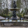 Fountains of Palace of Aranjuez — Stock Photo #41066053