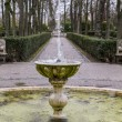 Fountains of Palace of Aranjuez — Stock Photo #41286587