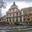 Fountains of Palace of Aranjuez — Stock Photo #41286759