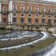 Fountains of Palace of Aranjuez — Stock Photo #41286769