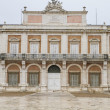 Courtyard of Palace of Aranjuez — Stock fotografie #41286991