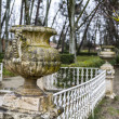 Fountains of Palace of Aranjuez — Stock Photo #41287167