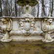 Fountains of Palace of Aranjuez — Stock Photo #41287239