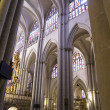 Inside the cathedral of Toledo — Stock Photo #41442045