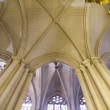 Inside the cathedral of Toledo — Stock Photo #41442185
