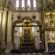 Inside the cathedral of Toledo — Stock Photo #41442201