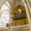 Inside the cathedral of Toledo — Stock Photo #41442269