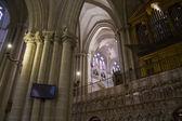 In de kathedraal van toledo — Stockfoto