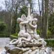 Ornamental fountains — Stock Photo #41647337