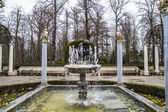 Ornamental fountains — Stock Photo