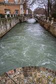 Tajo river — Stock Photo