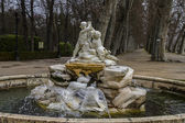 Ornamental fountains — 图库照片