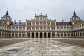 Palace of Aranjuez — Foto de Stock