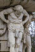 Dekorativa fontäner — Stockfoto