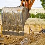 Excavator — Stock Photo #41719203