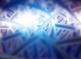 Abstract fractal texture — Stockfoto