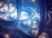 Abstract fractal texture — Stock Photo