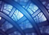 Textura abstracto fractal — Foto de Stock