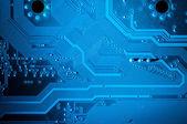 Motherboard informationen — Stockfoto