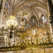Interior of the Cathedral Toledo — Stock Photo #42225603