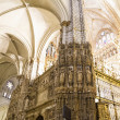 Interior of the Cathedral Toledo — Stock Photo #42225721
