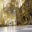 Interior of the Cathedral Toledo — Stock Photo #42225733