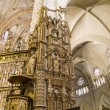 Interior of the Cathedral Toledo — Stock Photo #42226503