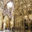Interior of the Cathedral Toledo — Stock Photo #42226701