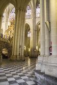 トレド大聖堂の内部 — ストック写真