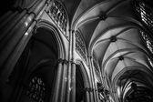 Intérieur de cathédrale — Photo