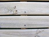 木目の床パネル — ストック写真