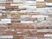 рок текстуры, кирпич на стене — Стоковое фото