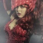 Red queen — Stock Photo