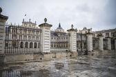 アランフェスでマドリード, スペインの壮大な宮殿 — ストック写真