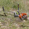 Brush cutter — Stock Photo #46369603