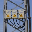 Electricity tower — Stock Photo #46404519